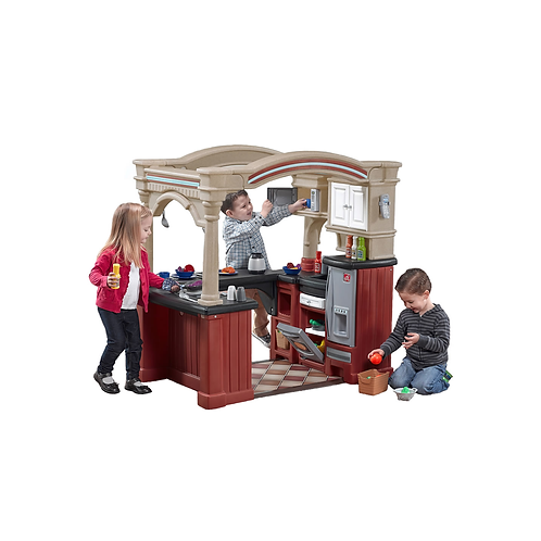 Bộ nhà bếp ba mặt đa năng - 8562KR