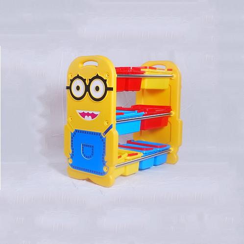 Tủ đồ chơi Minion - POPO-1-026