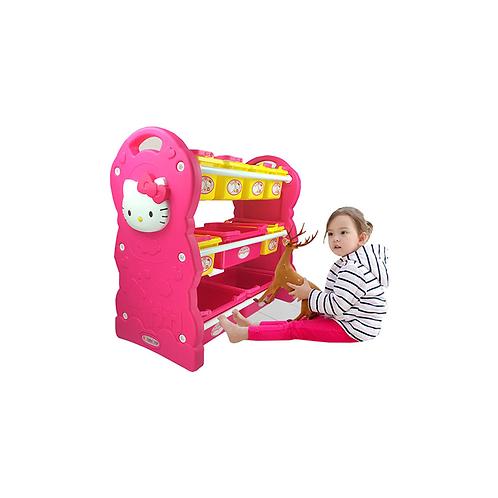 Tủ đồ chơi Hello Kitty (hồng)