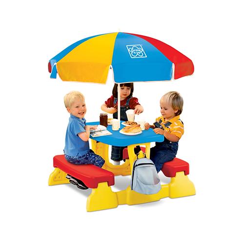 Bàn ghế chơi picnic ngoài trời