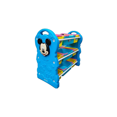 Tủ đồ chơi gấu chuột Micky