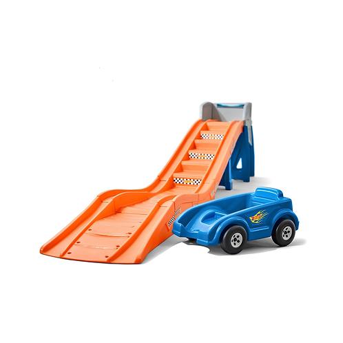 Bộ ô tô trượt dốc lớn