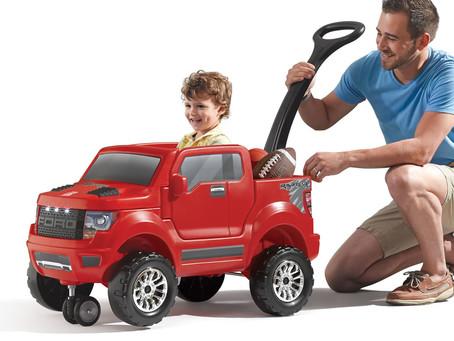 Bé 1 tuổi có nên sử dụng xe chòi chân không?