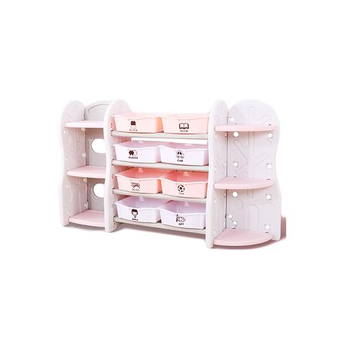 Giá để đồ chơi đa năng Pink - POPO-SNJ13