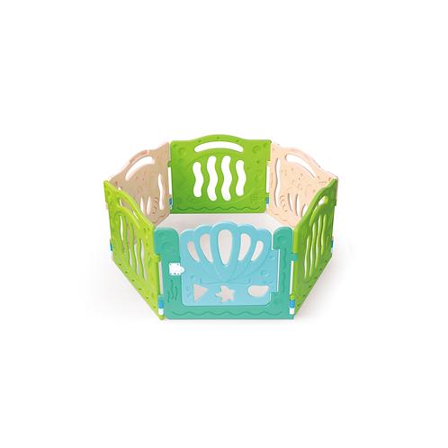 Bể bóng 6 mảnh đại dương