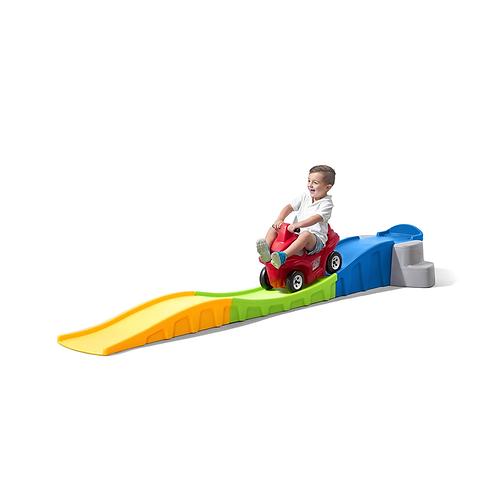 Bộ ô tô trượt dốc