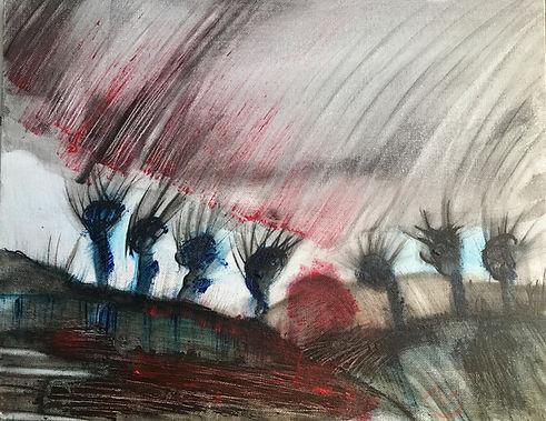 Miroslawa Sztuczka The Ending Act | Miroslawa Sztuczka Art Gallery