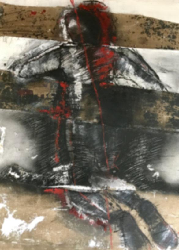 Kneeling Miroslawa Sztuczka Art Gallery