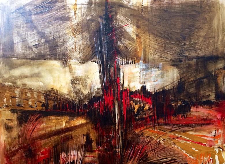 Chaos | Miroslawa Sztuczka Art Gallery