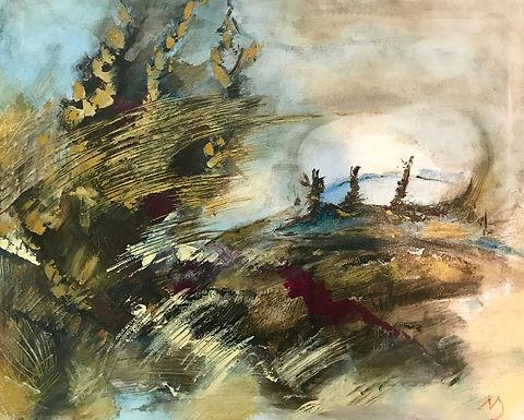 Distant Light | Miroslawa Sztuczka Art Gallery