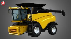 CR 9070 Combine Harvester