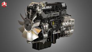 MP8 Heavy Duty Truck Engine - 6 Cylinder Diesel