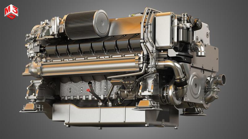 v16-2000-engine-yacht-turbo-engine-3d-mo