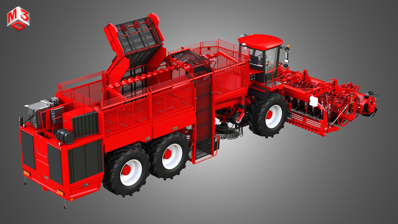terra-dos-t4-sugar-beet-harvester-3d-mod