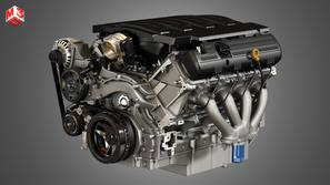 V8 Small Block Engine