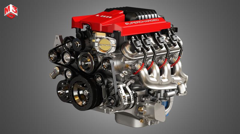 lsa-v8-engine-supercharged-muscle-car-e
