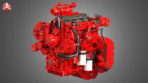 4 Cylinder - Diesel Engine