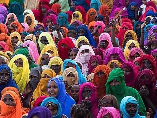 Shout for Sudan