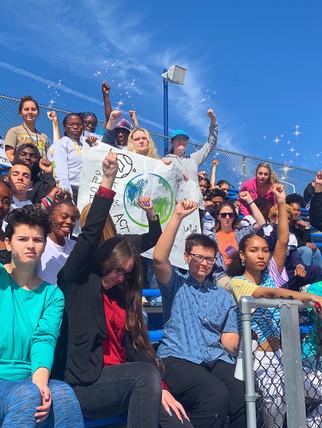 West Orange High School Climate Strike