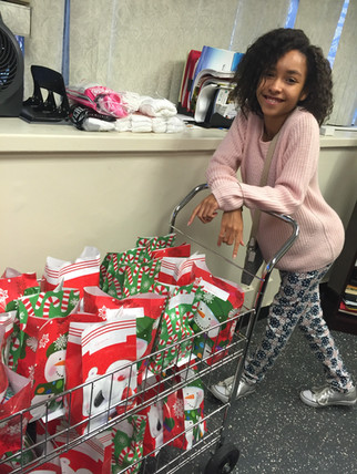 THNGCU's Annual Holiday Gift Giving Charity Program