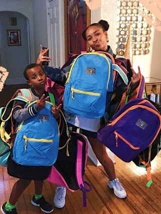 Annual Back to School Supply Drive