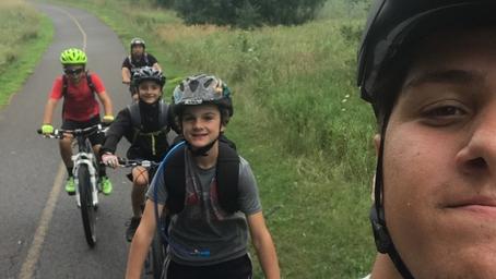 2021 Weekly Kids' Mountain Bike Rides