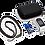 Thumbnail: MigthySat + conexión vía Bluetooth (tres parámetros  de medición)