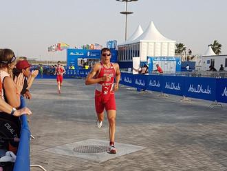 Hollaus mit guter Leistung in Abu Dhabi