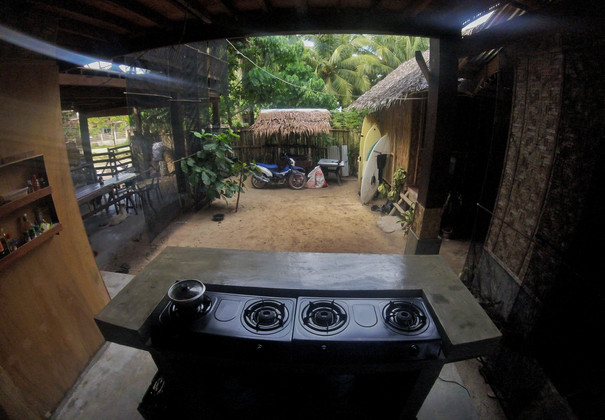 Spacious Cooking Area