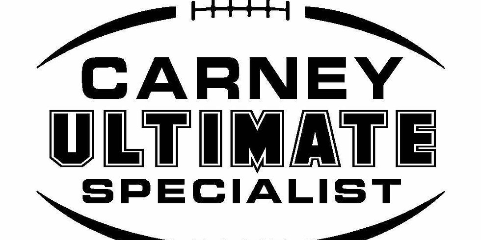 Carney Ultimate Specialist Camp