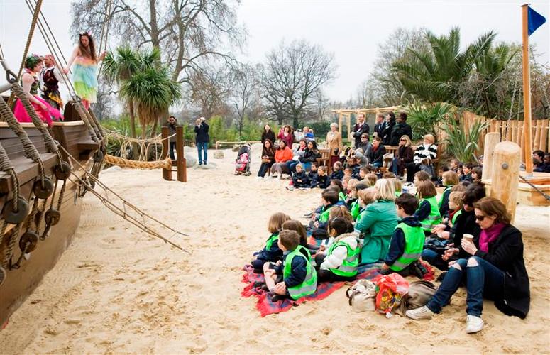 Kensington Gardens - 2009 - April - Prin