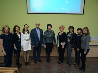 Состоялась седьмая международная очная научно-практическая конференция «Современные проблемы лингвис