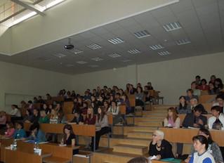 Прошла конференция «Языковая и речевая коммуникация в семиотическом, функциональном и дискурсивном а