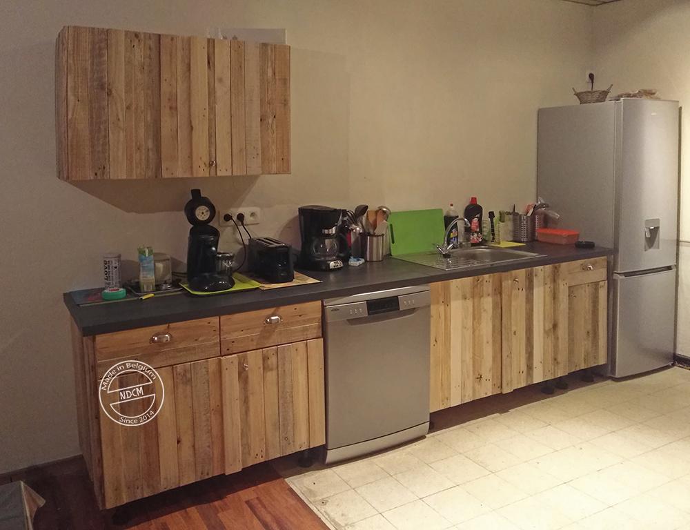 Réalisation de meubles de cuisine