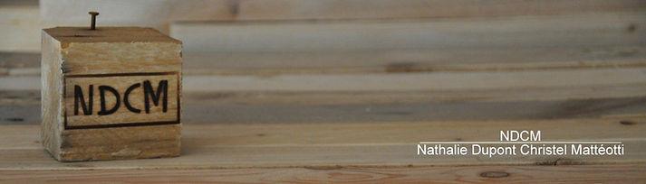 NDCM création sur-mesure de meuble et amenagement en bois de récupération et bois de palette