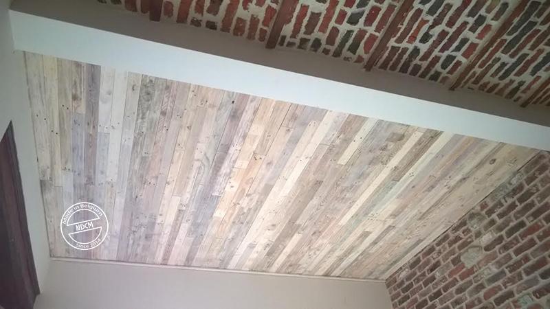 Bardage plafond