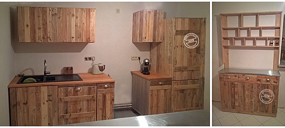 ndcm fabrication de meubles et am nagements en bois de palette. Black Bedroom Furniture Sets. Home Design Ideas