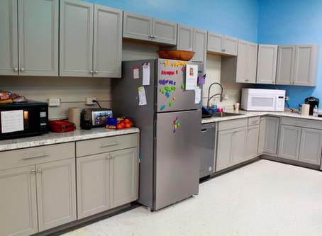 Kitchen Renovation at Light House School