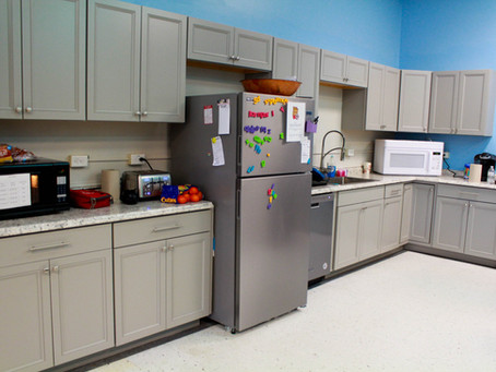 Kitchen Renovation at Light House School