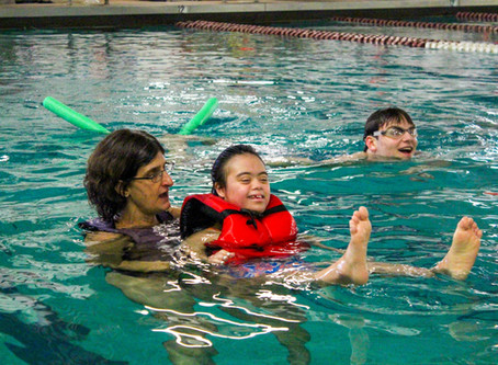 Program Spotlight: Swim Lessons
