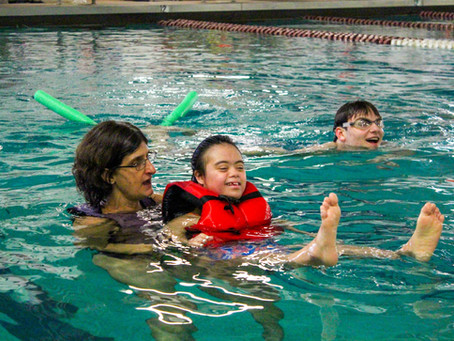 Program Spotlight: Swim Lessons