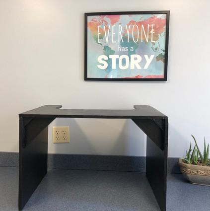 Desk for BESB