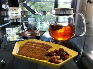 Today's tea time at sandavinci.jpg