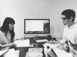 今日は3Dプロジェクトの授業でした。7月の合評に向けてみんな励んでいます。色んなアイデアが飛び交います。_#サンダヴィンチ#アート#デザイン#留学準備コース #イギリス #英国 #芸術大学_