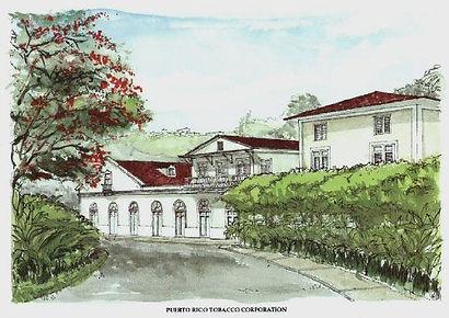 Puerto Rico Tobacco Co Factory Building