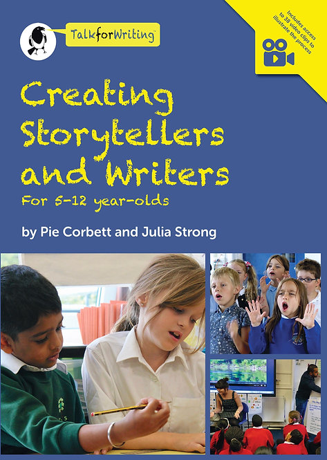 Creating Storytellers and Writers, with 38 online video clips