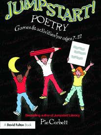 Jumpstart Poetry 9780415467087