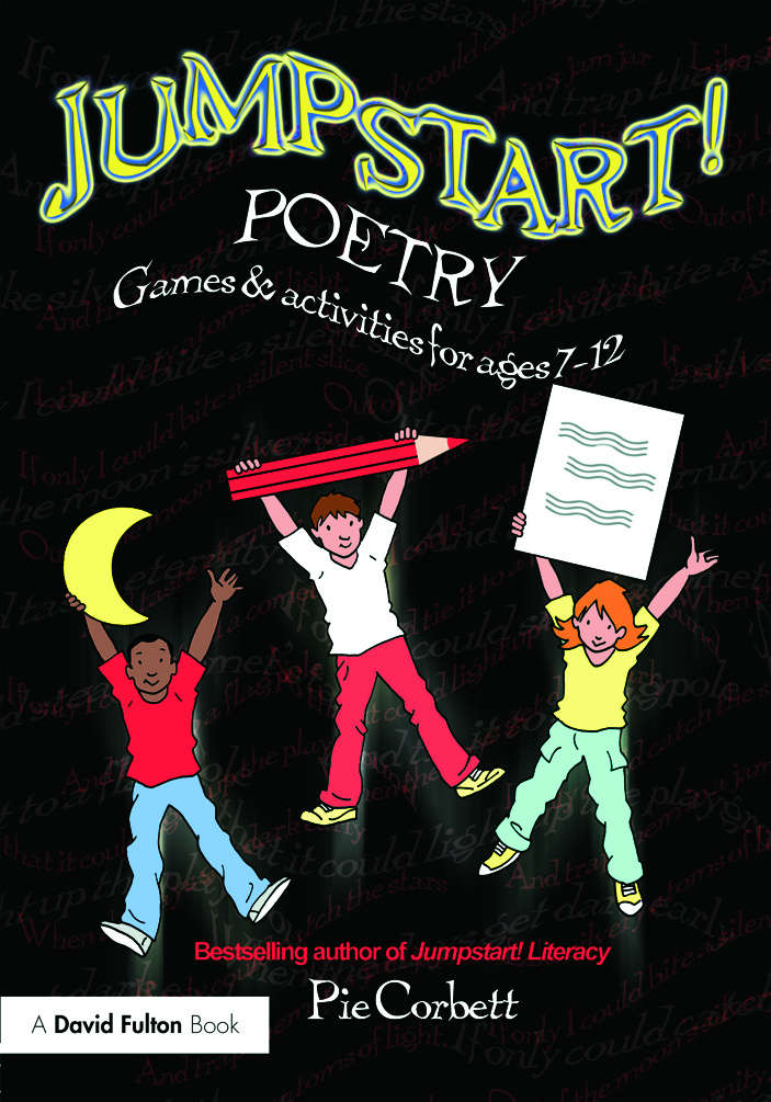 Jumpstart Poetry 9780415467087