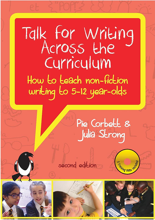 Talk for Writing Across the Curriculum, with 44 online videos