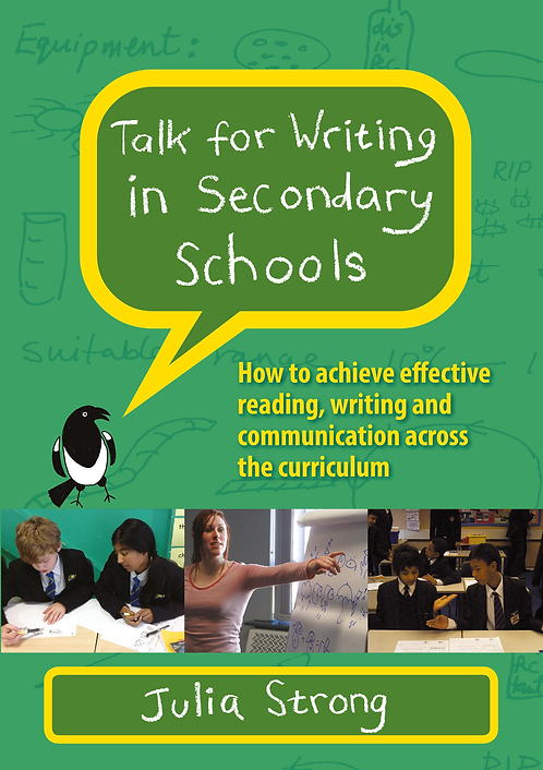 Talk for Writing in Secondary Schools, with online resources